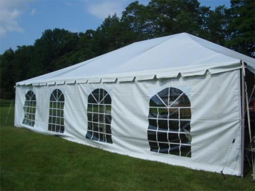 Tent Package - Elegant 120 Person