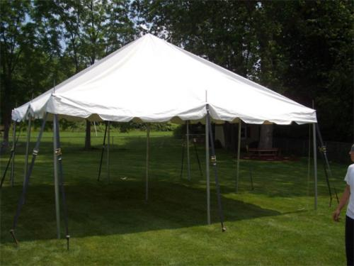Tent Package - Basic 40 Person