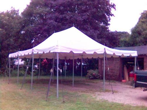Tent Package - Basic 60 Person